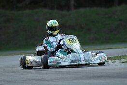 Lester Ellenkamp doet extra zelfvertrouwen op voor 2020 met overwinning in Kart4Fun