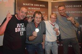 Nuts & Chill zijn Team Poker Kampioen van Zandvoort