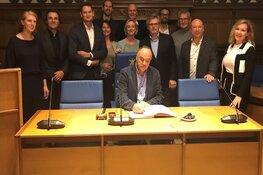 De vrede is getekend, Watertorenplein in Zandvoort lijkt eindelijk op de schop te gaan