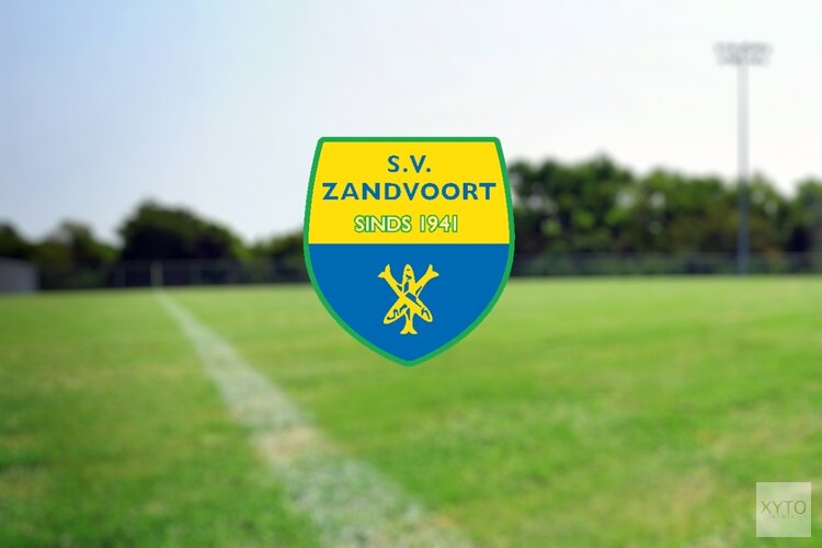 SV Zandvoort wint in topper van CSW