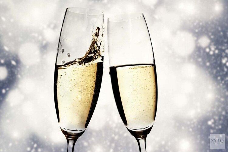 Nieuwjaarsreceptie gemeente Zandvoort op 3 januari