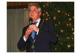 Burgemeester Moolenburgh: 'Zo veel mensen die actief zijn. Daar mag Zandvoort heel erg trots op zijn.'