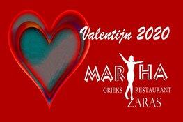 Grieks restaurant Martha is verkozen tot Valentijns restaurant van Zandvoort 2020!