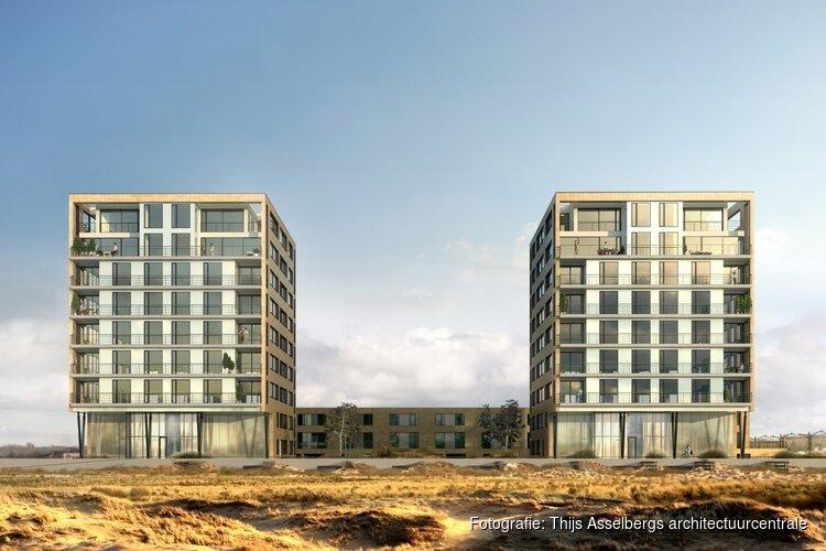 Thijs Asselbergs ontwerpt twee woontorens op voormalig bedrijventerrein in Zandvoort