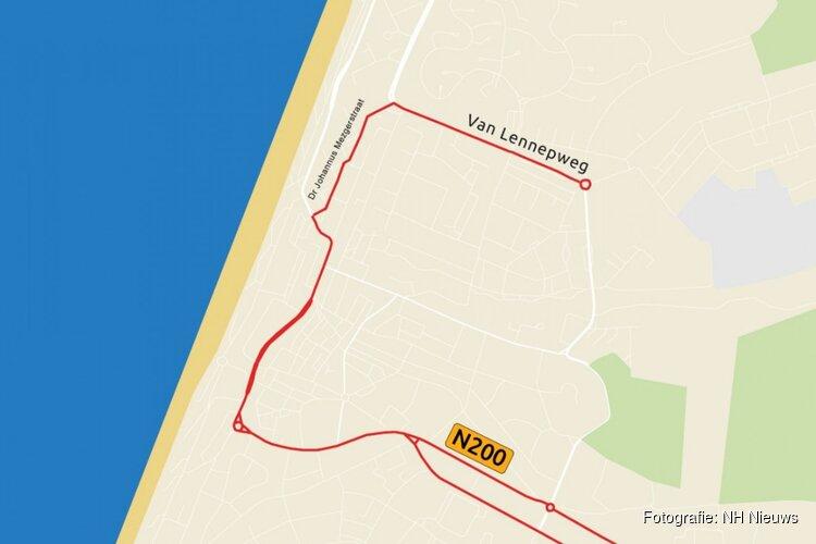 Zandvoort-Noord toegankelijk voor auto's tijdens F1-weekend
