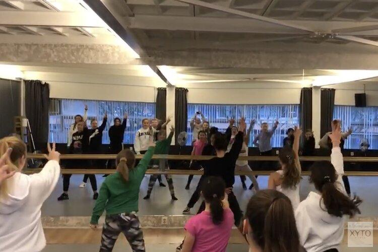 Virtuele danslessen bij the dance academy Zandvoort