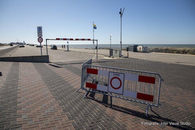 Zandvoort en Bloemendaal herhalen oproep om ook dit weekend de kust te mijden