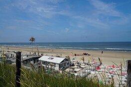 Zandvoort positief over plan strandtenten in winter te laten staan