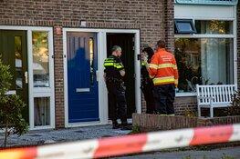 Aanhouding na woningbrand Vondellaan in Zandvoort