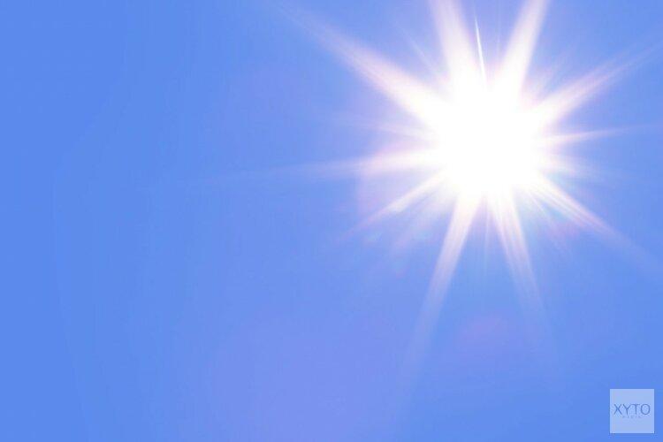 Meteorologische zomer start zonovergoten, later in de week stuk koeler