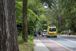 Gewonde na botsing tussen fietser en scooter in Aerdenhout