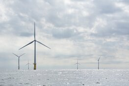Zandvoort kijkt in 2023 uit op grootste windmolenpark op zee ter wereld
