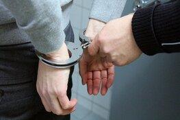 Inbreker op heterdaad aangehouden