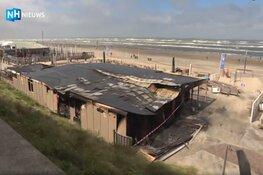 Brand Beachclub Tien in Zandvoort niet aangestoken