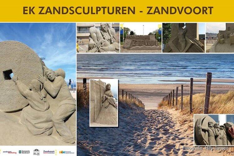 EK Zandsculpturen 2020 in Zandvoort verplaatst naar oktober