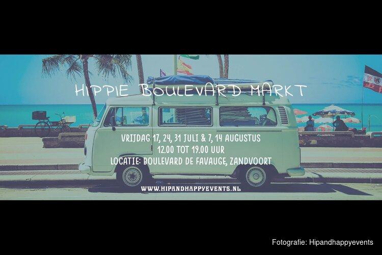 De wekelijkse vrijdag Hippie markt keert terug