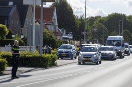 Fietsster gewond na aanrijding op rotonde in Zandvoort