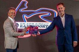 CM.com wordt naamgever van Circuit Zandvoort