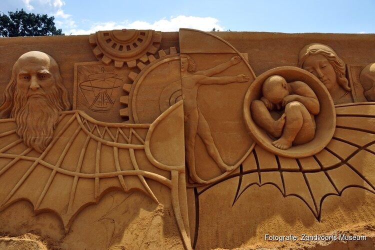 Toch nog een EK Zandsculpturen 2020 in Zandvoort
