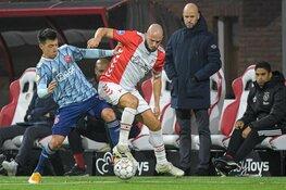 Ajax heeft makkelijke avond in Emmen