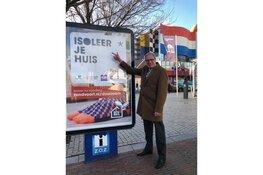 Wethouder Van Haeften start actie voor woningisolatie in Zandvoort